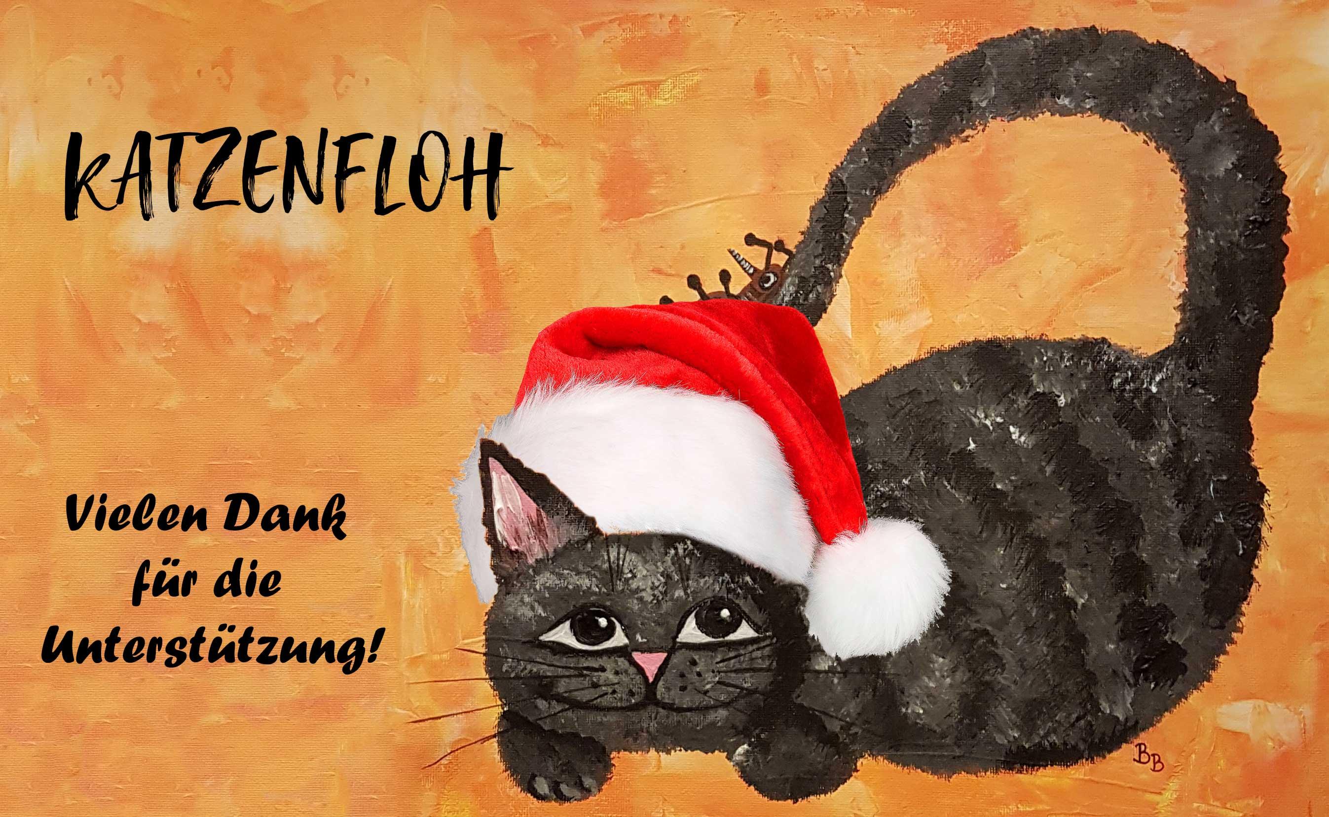 Tierschutzverein - Katzenfloh
