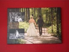 Fotoleinwand 40cm x 60cm - Quer- oder Hochformat