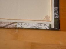 Fotoleinwand 35cm x 35cm - Quadratisch
